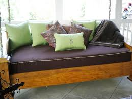 Furniture: Cozy Daybed Mattress Cover For Your Furniture ...