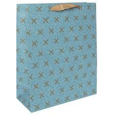 <b>Пакет подарочный</b> Winter Wings бумажный ламинированный ...