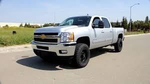 2011 Chevy 2500HD Cognito leveling package by NorCalTruck.com ...