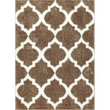 humble lattice taupe area rug moroccan mohawk accent home
