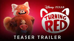 Turning Red (2022) - Official Teaser ...