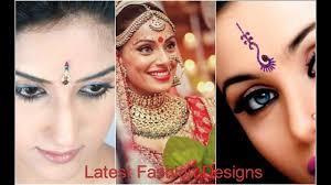 Bindi Fashion Designs Party Wear Bindi Ladies Bindi Design Fancy Bindi Designs