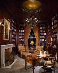 home library lighting. i am so in love with personal libraries the smell lighting home library