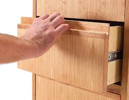 router made drawer and door pulls