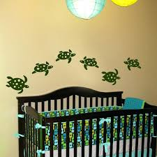 hawaiian wall decals also stupendous turtle wall decor nursery stickers braided ceramic metal outdoor ninja sea