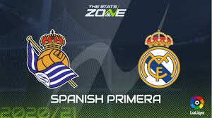 2020-21 Spanish Primera – Real Sociedad vs Real Madrid Preview & Prediction  - The Stats Zone