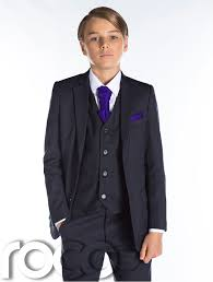 navy suit wedding. Boys Navy Suit Page Boy Suits Boys Wedding Suits Kids Suits 12