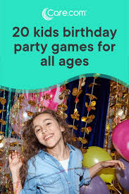 20 birthday party games for kids care com