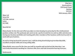 Thank You Letter After Interview Sample Free Bike Games