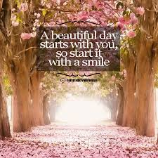 Beautiful Day Quotes Best Of A Beautiful Day Starts With You Comments Images Pics Quotes