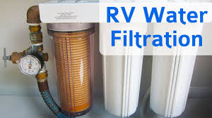The Complete Guide To Rv Water Filtration Trek With Us