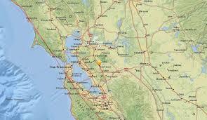 Magnitude 2 5 Earthquake Strikes Near Danville Ca Sfgate