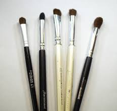 wondering what brushes to here are my eye makeup brush essentials