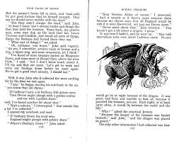 index of archiving folklore  1952 book folk tales of devon v day sharman burried treasure cadbury castle382 jpg