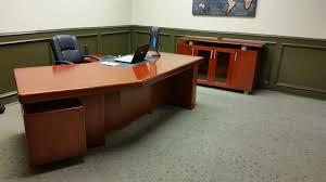 new york aaron angular executive desk