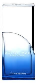 Купить <b>Парфюмерная</b> вода <b>Chris Adams</b> Active Man, 15 мл по ...