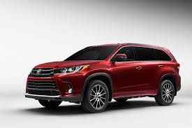 australian new car release datesToyota 2017 Kluger  New York show More kick for Toyota Kluger