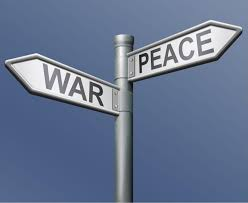 how to achieve peace stop culture of war