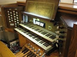 Organ Console Lights Sixty By Sixty Lauck Pipe Organ Company Otsego Michigan