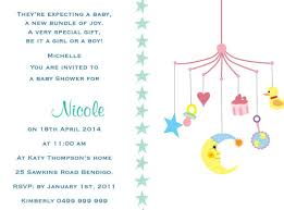 Baby Shower Giftstry Template Etiquette Questions Nz Checklist ...