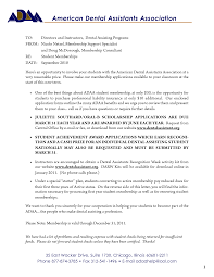 Free Resume Templates For Dental Assistants New Cover Letter For A
