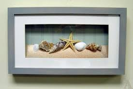 bathroom wall decor shell seashell starfish fish bathroom room shadow box wall art on shadow box wall art sydney with bathroom wall decor shell seashell starfish fish bathroom room