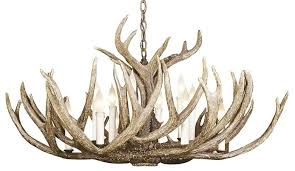 big sky twelve light elk antler chandelier photo lampsplus