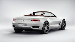 2018 bentley exp 12 speed 6e. exellent exp exp 12 speed 6e u2013 exterior rear 3qtr studio in 2018 bentley exp speed w