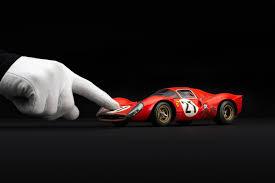 Amalgams Race Weathered Ferrari 330 P4 Enthüllt Amalgam Collection