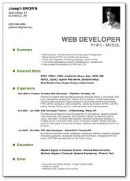 Top Ten Resume Formats M1 Cv Template Example 12570