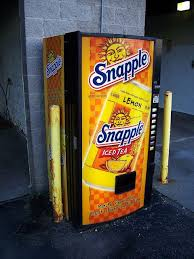 Snapple Vending Machine Amazing Snapple Vending Machine House Renovations Pinterest Vending