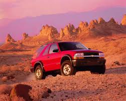 Auction Results and Sales Data for 1999 Chevrolet Blazer