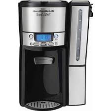 For model number 49465r asked on 2019. Hamilton Beach Programmable Coffee Maker 12 Cup Capacity Black Model 49465r Bing Shopping