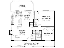 cabin style house plan 2 beds 100 baths 900 sqft plan 18 327 2 bedroom 2