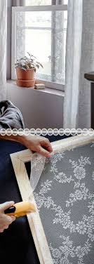 Wonderful Lace Window Sheers Stretched And