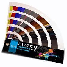 Details About Basf Limco Supreme Plus 700 Color Selector Fan Deck