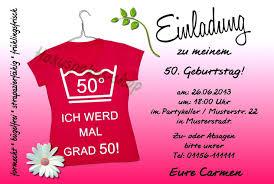 Einladung 50 Geburtstag Frau Webwinkelvanmeurs