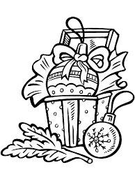 Small Picture Christmas Decorations coloring pages Free Printable Christmas