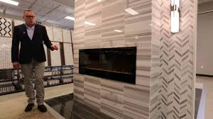 modern fireplace tile. Tile Fireplace Surround Modern