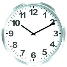 large office wall clocks. Office Wall Clocks Clock Large Commercial Digital For Use .