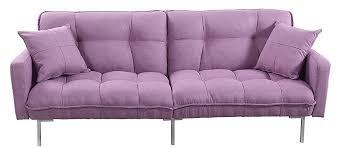s purple sleeper sofa review