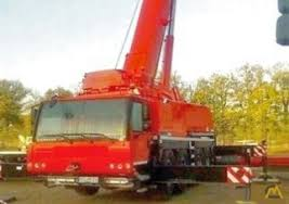 Ltm 1100 4 2 Load Chart Liebherr Ltm 1100 4 2 100 Ton All Terrain Crane For Sale