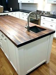 ft butcher block laminate pics l shaped kitchen designs photo gallery 12 countertop setup list s