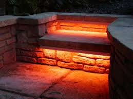 stair step lighting. Truly Innovative Garden Step Lighting Ideas Stair A