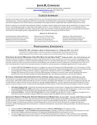 Sales Resume Objective Examples Entry level management resume objective examples best of medical 18