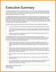 Summary For Resume Examples Executive Summary Resume Samples Fresh 100 Executive Summary Example 68
