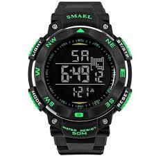 Fashion <b>Men Watches</b> Digital Wristwatch <b>50M</b> Waterproof Dive Sport ...