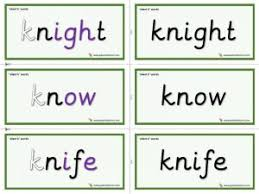 Phonics is a method for approaching teaching student how to both read and write. Silent K Phonics Worksheets And Games Galactic Phonics