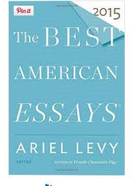 best american essay jill kandel