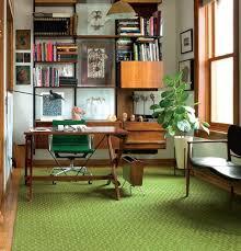 mid century modern office. midcentury modern home office design ideas mid century f